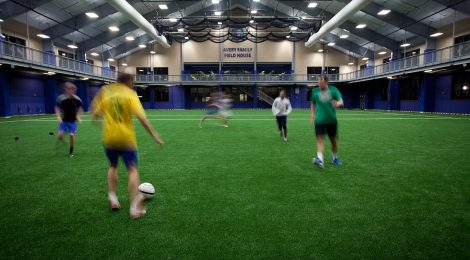 Creighton University, Rasmussen Fitness and Sports Center