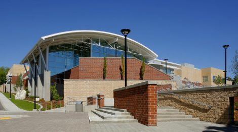 Eastern Washington University Student Sport & Recreation Center